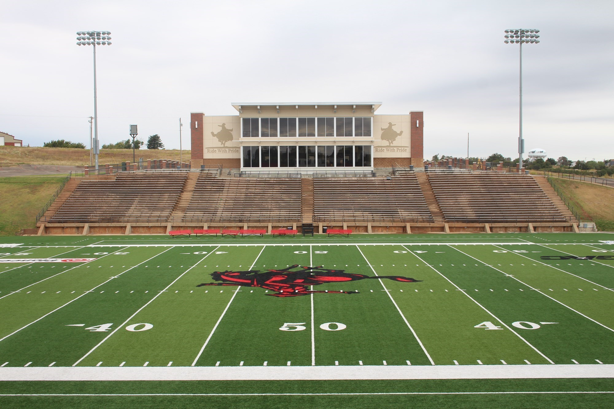 Northwestern Oklahoma State University >> Ranger Field Facilities Northwestern Oklahoma State