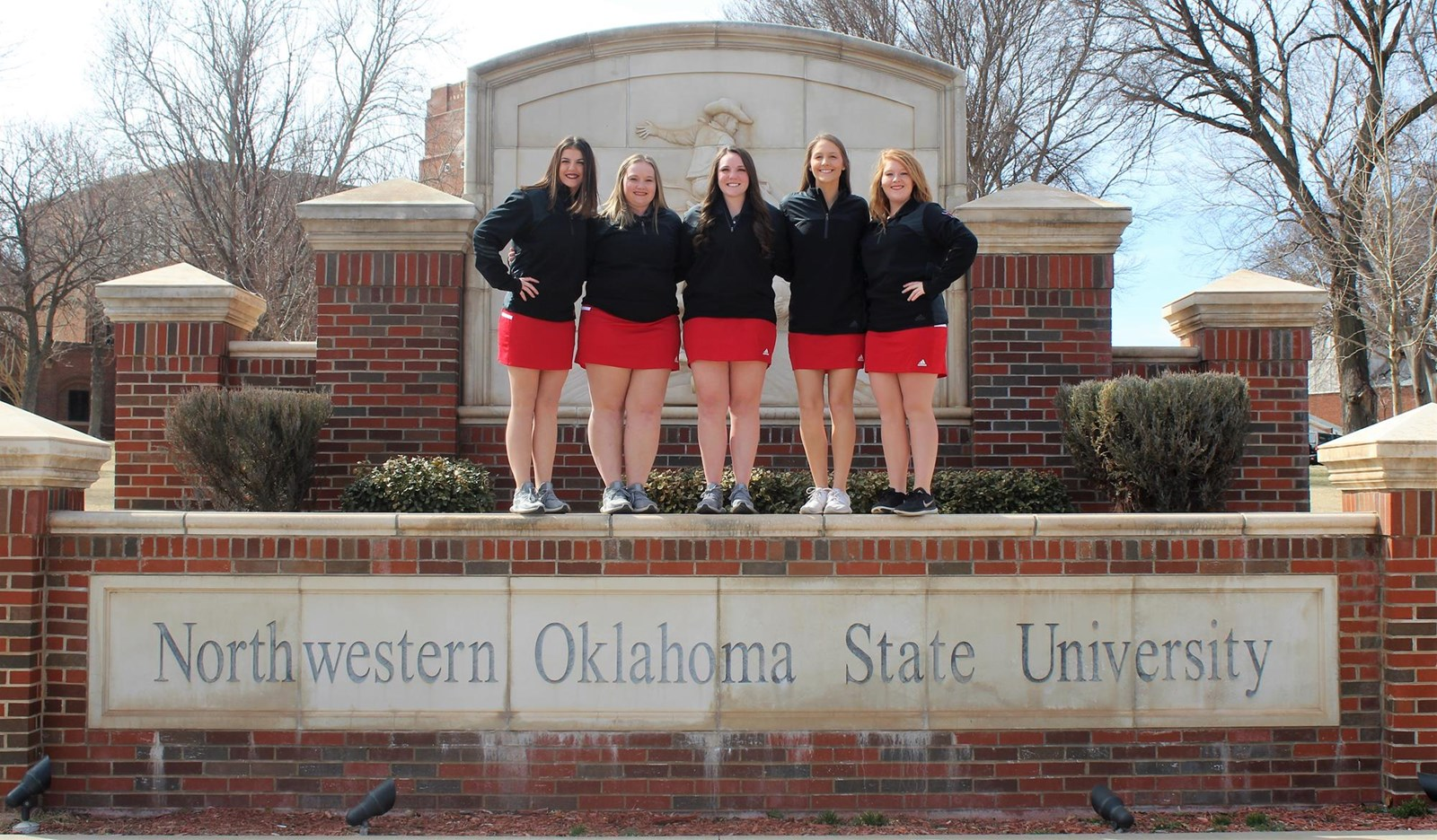 Northwestern Oklahoma State University >> 2018 19 Women S Golf Roster Northwestern Oklahoma State